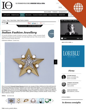 Italian Fashion Jewellery March 14, 2014